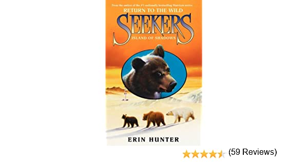 Seekers return to the wild 1 island of shadows kindle edition seekers return to the wild 1 island of shadows kindle edition by erin hunter children kindle ebooks amazon fandeluxe Ebook collections