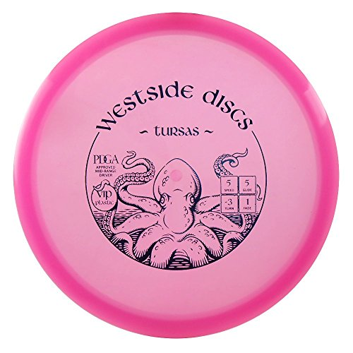 Westside Discs VIP Tursas Midrange Golf Disc [Colors May Vary] - 173-176g