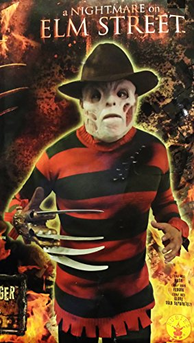 [Freddy Krueger Adult Costume Men's Size: X-Large] (Women Freddy Krueger Costumes)