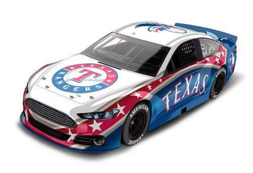 fan products of Texas Rangers Major League Baseball Hardtop Diecast Car, 1:64 Scale
