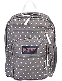 Big Student Classics Series Backpack - Shady Grey/White Dotss