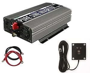 Power TechON PS1005 Pure Sine Wave Inverter (1500W Cont/3000W Peak)