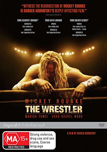 The Wrestler | Darren Aronofsky's | NON-USA Format | PAL | Region 4 Import - Australia