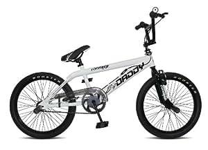 """Coyote Big Daddy Spoke 2011 BMX - Bicicleta  para niño 20"""", color blanco"""