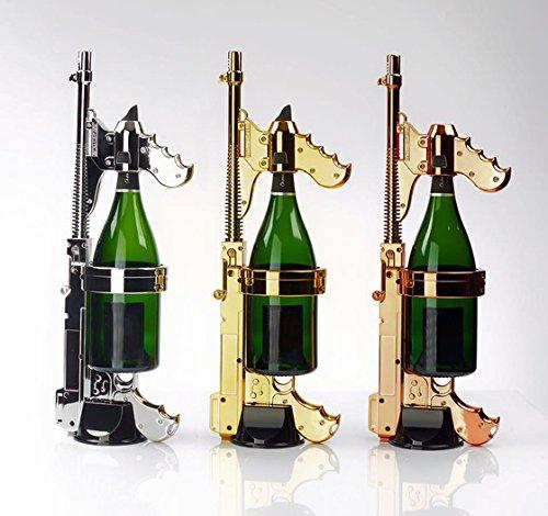 Champagne gun (Gold) by Fancy supplies