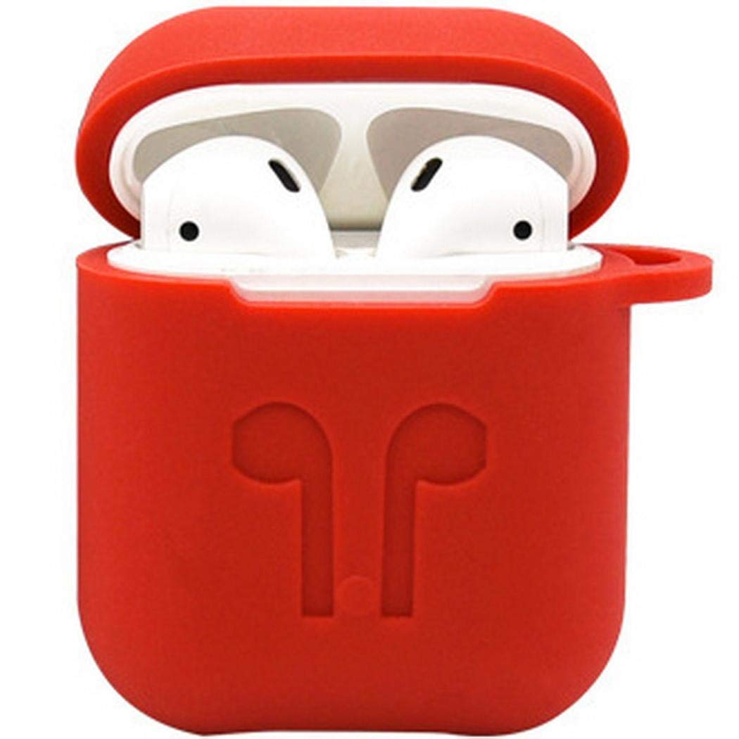 Ankidz New Silica Gel Earphone Protection Storage Package Bag for airpods Cases