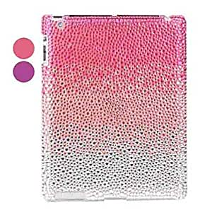 Nsaneoo - Handmade Hard Case for iPad 2/3/4 (Assorted Colors) , Purple