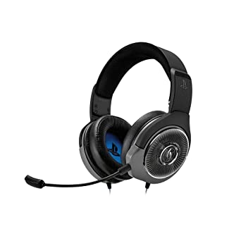 Pdp - Auriculares Stereo AG 6 con Licencia Oficial Sony (PS4)