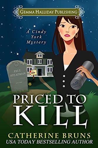 Priced to Kill (Cindy York Mysteries Book 2)