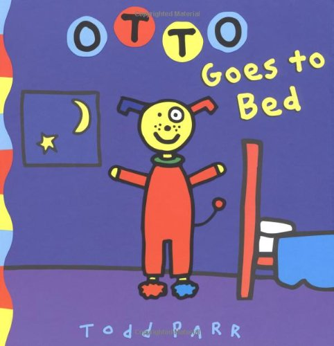 Otto Goes to Bed pdf