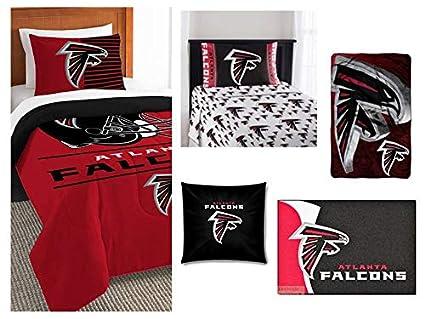 086cd7b2 Amazon.com: Northwest NFL Atlanta Falcons Ultimate 8pc Ensemble ...