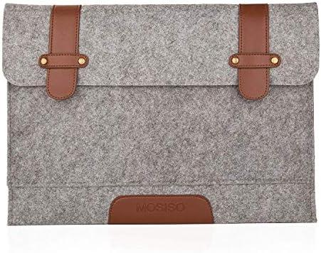 MOSISO Sleeve Compatible MacBook 15 15 4