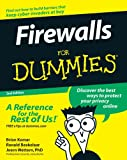 Firewalls for Dummies, 2nd Edition