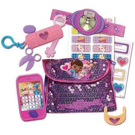 Doc McStuffins On Call Accessory Set with Bonus Purse Set by Just Play