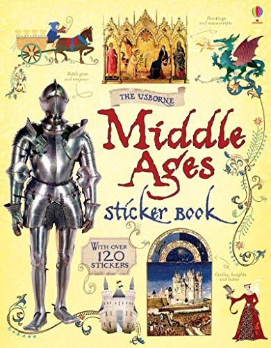 (The Middle Ages Sticker book (Information Sticker)