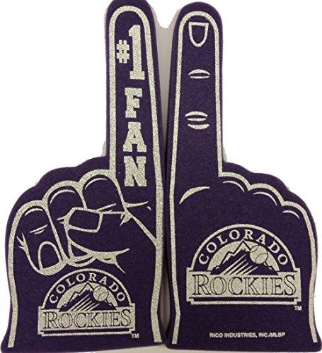 MLB Colorado Rockies Foam Finger