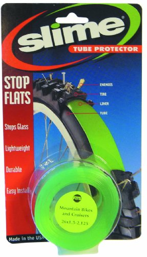 Slime Tire Liner - Slime SL-T1526/6 Mountain Bike Tube Protector, 26