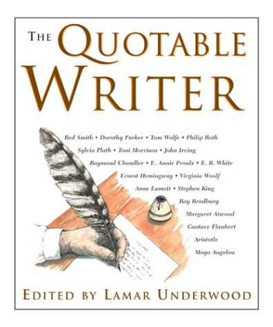 The Quotable Writer PDF