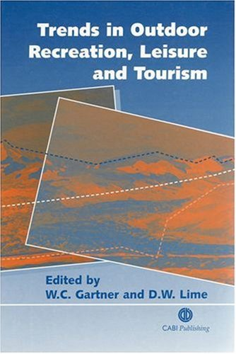 Trends in Outdoor Recreation, Leisure and Tourism (Cabi)