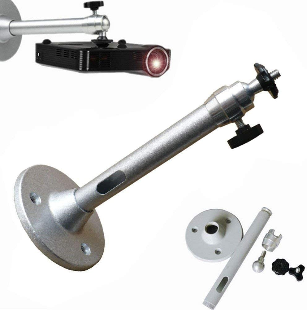 Min Proyector Pared Techo Montaje, Vídeo Proyector Aluminio ...