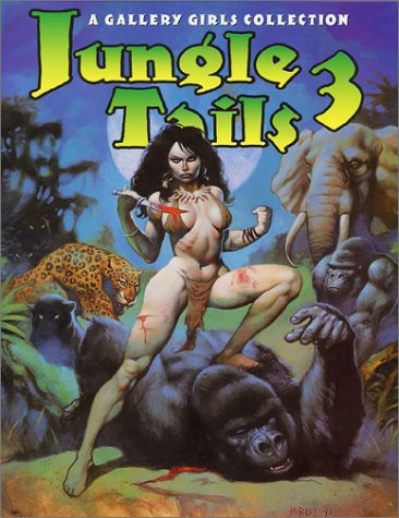 Jungle Tails 3 - A Gallery Girls Book (Gallery Girls Collection)