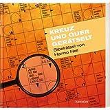 Kreuz und quer gerätselt: Bibelrätsel von Hanno Nell