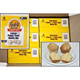 Gold Medal Lemon Poppyseed Muffin Mix 6 Case 5.13 Pound