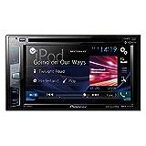 "Pioneer AVH-X3800BHS In-Dash DVD Receiver with 6.2"" Display, Bluetooth, SiriusXM-Ready, HD Radio"