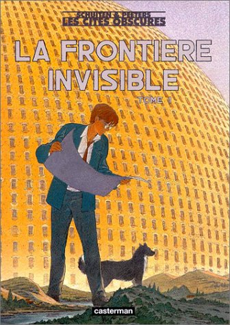 les cites obscures: la frontiere invisible 1 french edition
