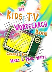 The Kids TV Wordsearch Book