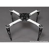 HobbyKing Extended Landing Skid Set for SK450 Quadcopter Frame