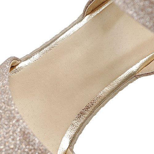 Sandaler stil Plattformer Kaldt Fôr Gull 1to9 Uretan Womens Baguette Mjs03317 0qFgwPZ