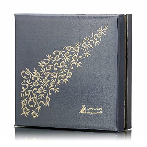 Asgharali DEBAAJ MUSTABARAQ 300gms - Shay Oud, Floral, Woody, Oriental Incense Limited Edition Bakhoor