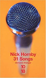 31 songs, Hornby, Nick