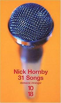 31 songs par Hornby
