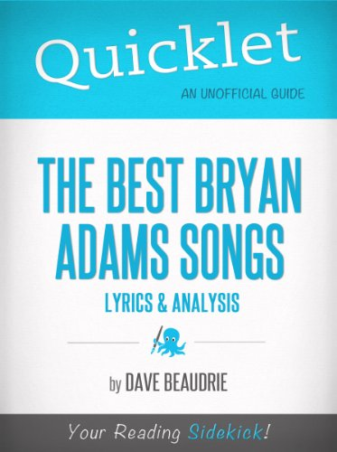Amazon quicklet on the best bryan adams songs lyrics and quicklet on the best bryan adams songs lyrics and analysis by beaudrie david fandeluxe Image collections