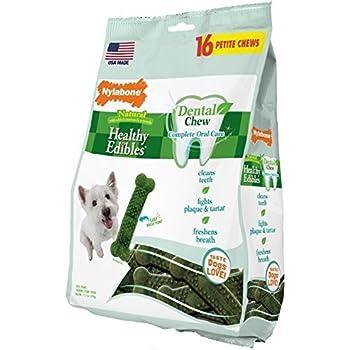 Amazon.com : Nylabone Healthy Edibles Natural Dog Treats