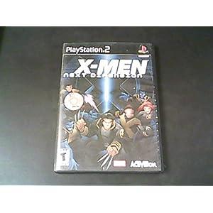 X-men: Next Dimension - PlayStation 2