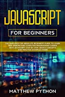 JavaScript for beginners Front Cover