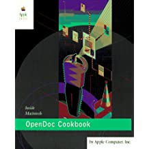 OpenDoc Cookbook for the Mac OS