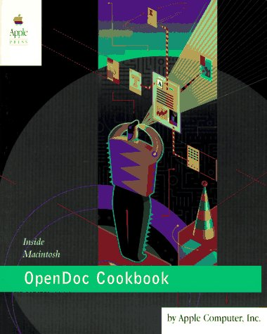 OpenDoc Cookbook by Addison-Wesley