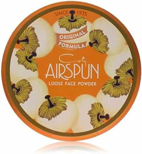 Coty AirSpun Loose Face Powder 070-24 Translucent, 2.3 oz