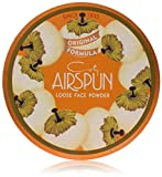 #6: Coty Airspun Loose Face Powder 2.3 oz. Translucent Tone Loose Face Powder, for Setting Makeup or as Foundation, Lightweight, Long Lasting