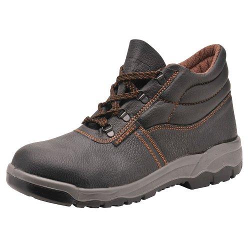 Nuevo Portwest Steelite pantalla para S1P (FW10) para hombre cómodo zapatos de piel