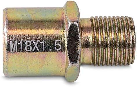 ölfilter Adapter Schraube M18 X1 5 Für Sandwichplatte Kompatibel Mit Mocal Racimex Raid Hp D1 Specuvm Auto