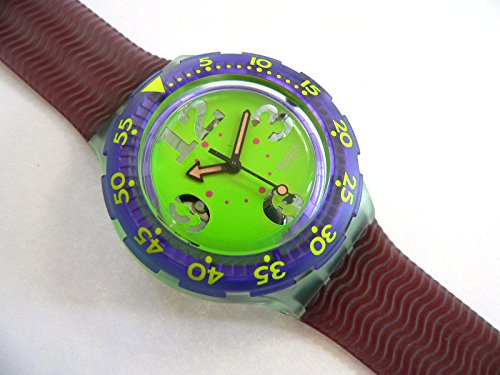 1992 Scuba 200 Swatch Watch Spray Up (Scuba 200 Swatch Watch)