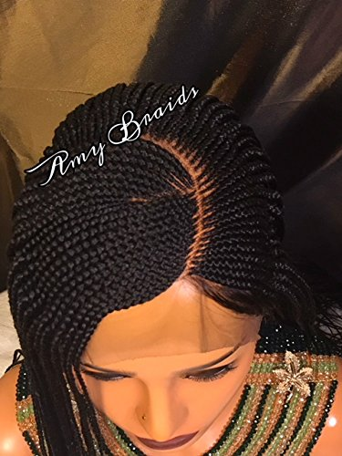 Cornrow Wig (One Size)