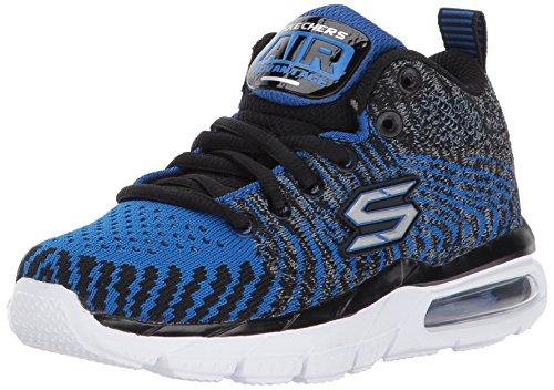 Skechers Kids Kids Air Advantage-Final Lap Sneaker Royal/Black