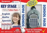 Key Stage -School Pack  Key Stage 3 - School Year 7,8,9 English, Maths, Spanish