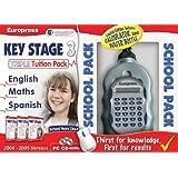 Key Stage -School Pack  Key Stage 3 - School Year 7,8,9 English, Maths, Spanish